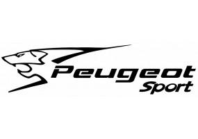 Sticker PEUGEOT sport