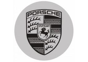 Sticker PORSCHE logo