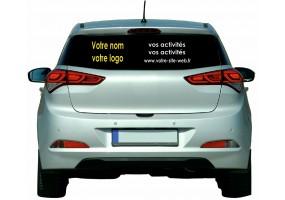 DEVIS - stickers pour véhicule