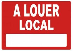 Sticker A LOUER local