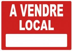Sticker A VENDRE local