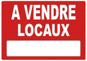 Sticker A VENDRE locaux
