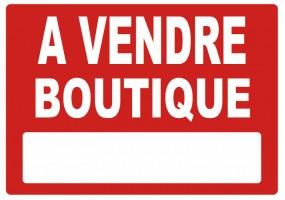 Sticker A VENDRE boutique