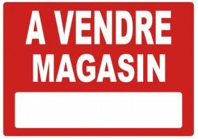 Sticker A VENDRE magasin