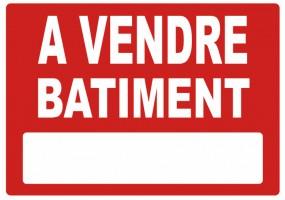 Sticker A VENDRE batiment
