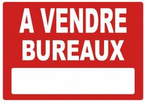 Sticker A VENDRE bureaux