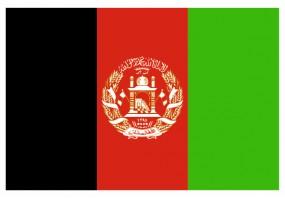 Sticker drapeau Afghanistan