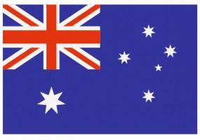 Sticker drapeau Australie