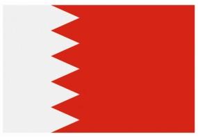 Sticker drapeau Bahrein