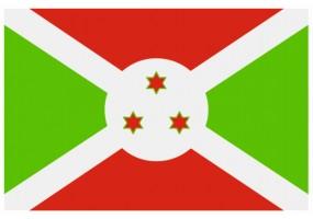 Sticker drapeau Burundi