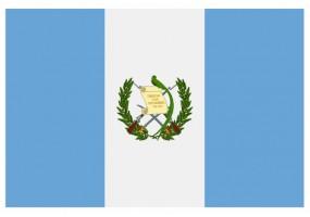 Sticker drapeau Guatemala