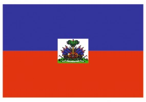 Sticker drapeauHaiti