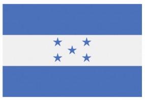 Sticker drapeau Honduras