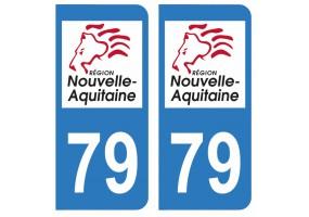 Département 79 Deux-Sèvres