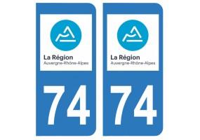 Département 74 Haute-Savoie