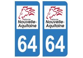 Département 64 Basses-Pyrénées