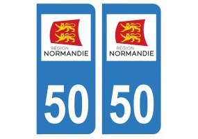 Département 50 Manche