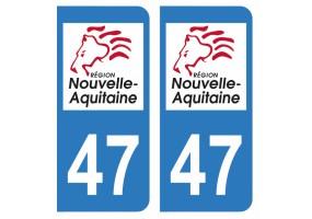 Département 47 Lot-et-Garonne