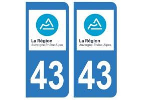 Département 43 Haute-Loire