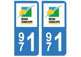 Département 971 Guadeloupe