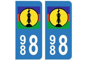 Département 988 Nouvelle-Calédonie