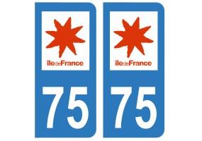 Département 75 Paris