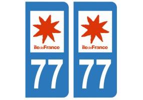 Département 77 Seine-et-Marne