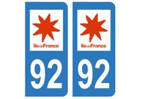 Département 92 Hauts-de-Seine