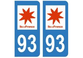 Département 93 Seine-Saint-Denis