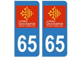 Département 65 Hautes-Pyrénées
