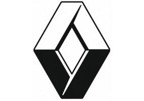 Sticker Renault logo