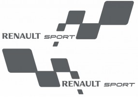 Sticker Renault sport
