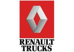 Sticker Renault trucks