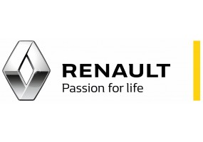 Sticker Renault passion for life
