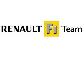 Sticker Renault F1