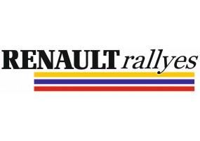 Sticker Renault rallye