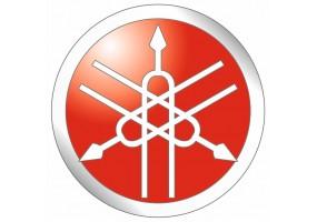 Sticker Yamaha rouge