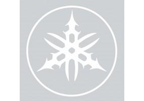 Sticker Yamaha tribal