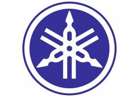 Sticker Yamaha bleu