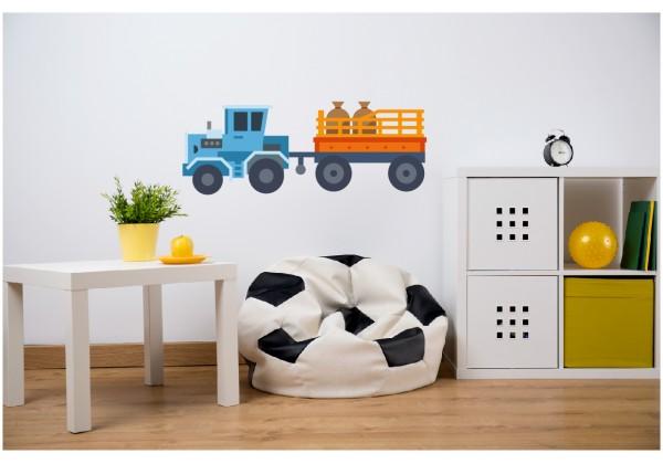 Sticker Tracteur