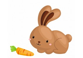 Sticker Lapin