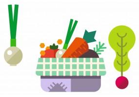 Sticker Fruits