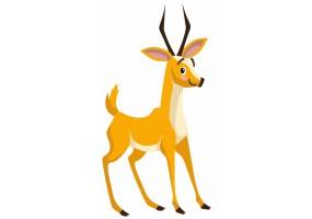 Sticker Gazelle