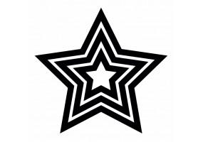 Sticker Etoile