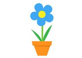 Sticker Fleurs