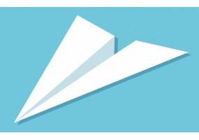 Sticker Avion