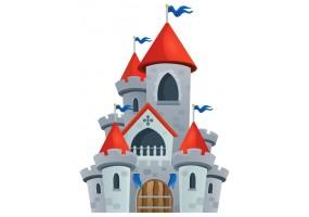 Sticker Château fort