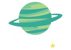 Sticker Espace