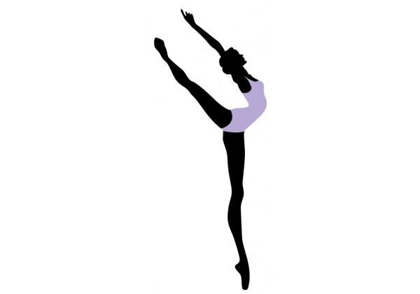 Sticker Danseuse Etoile