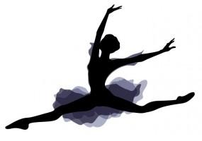 Sticker Danseuse